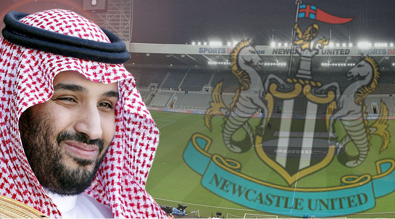 Saudi prince takeover Newcastle by Opsule