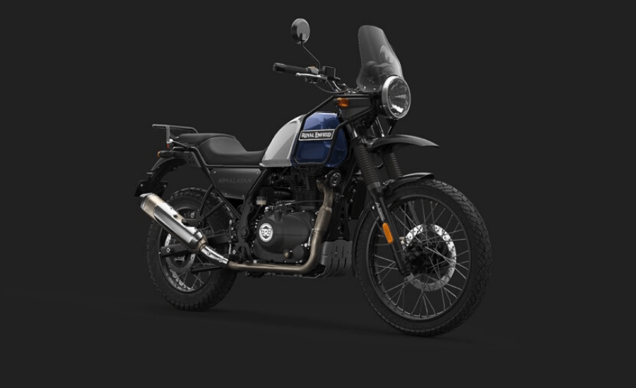 Royal Enfield Euro 5 Himalayan by Opsule