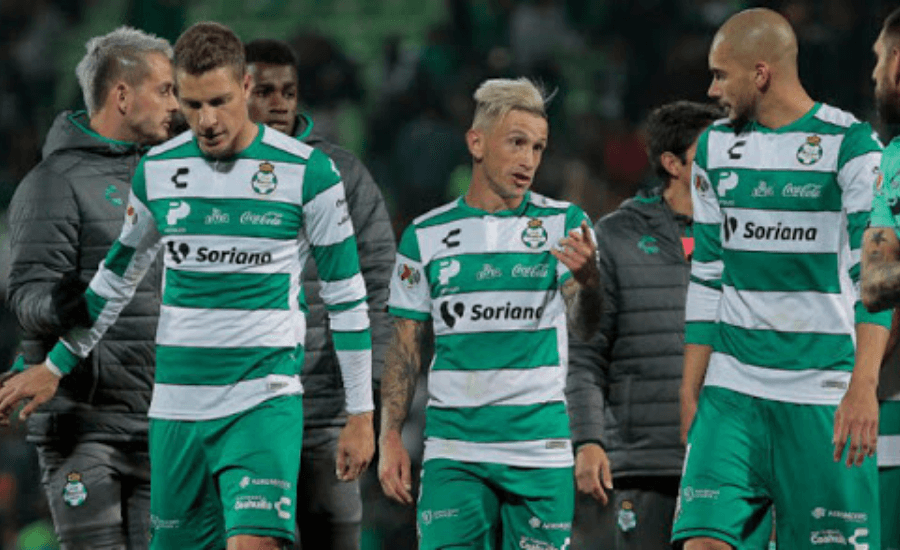 Mexico Santos Laguna's 8 players test positive for COVID-19 by Opsule blog