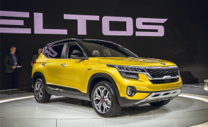 Kia Seltos Gets An Updated Feature List For 2020