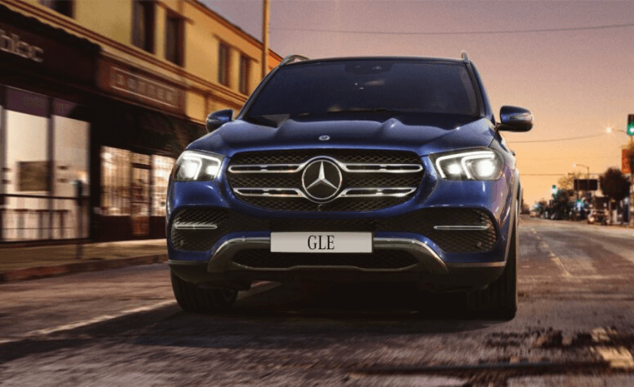 Mercedes-Benz GLE LWB by Opsule