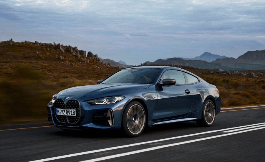 2021 BMW 4 Series by Opsule blog
