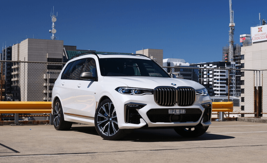 BMW X7 M50d silently launched by Opsule blog