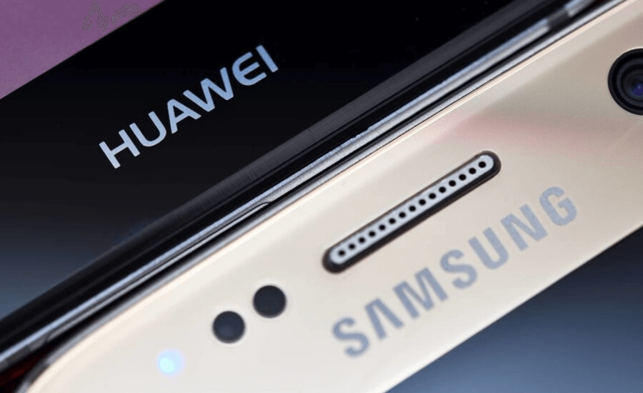 Huawei overtakes Samsung as the world's largest smartphone maker by Opsule blog