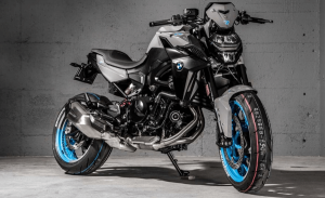 BMW F 900 R Nardo-Blue by Opsule blog
