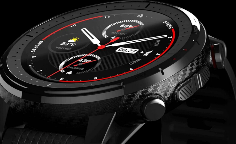 Huami Amazfit Stratos 3 smartwatch by Opsule blog