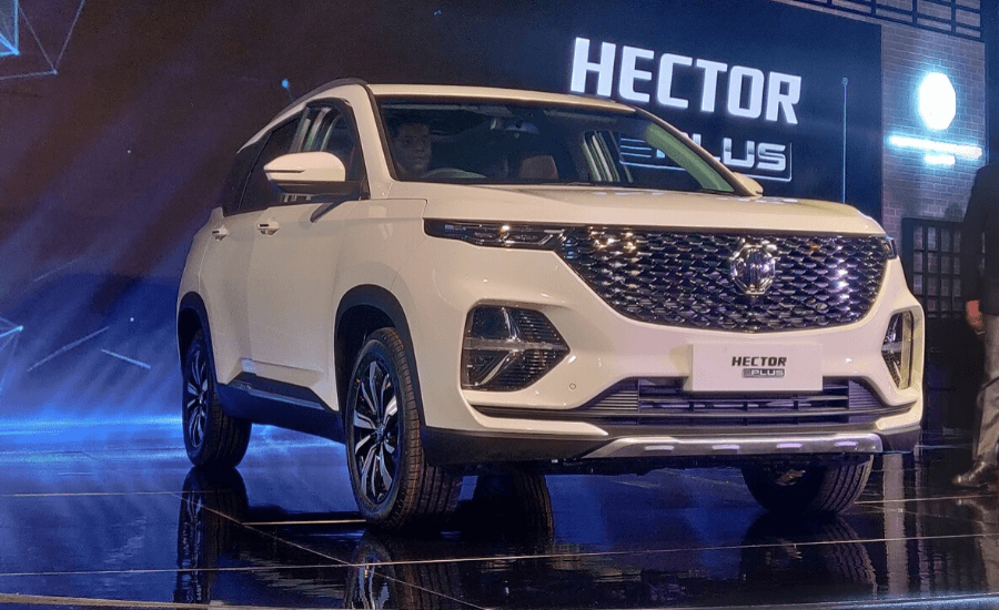 MG Hector Plus by Opsule blog