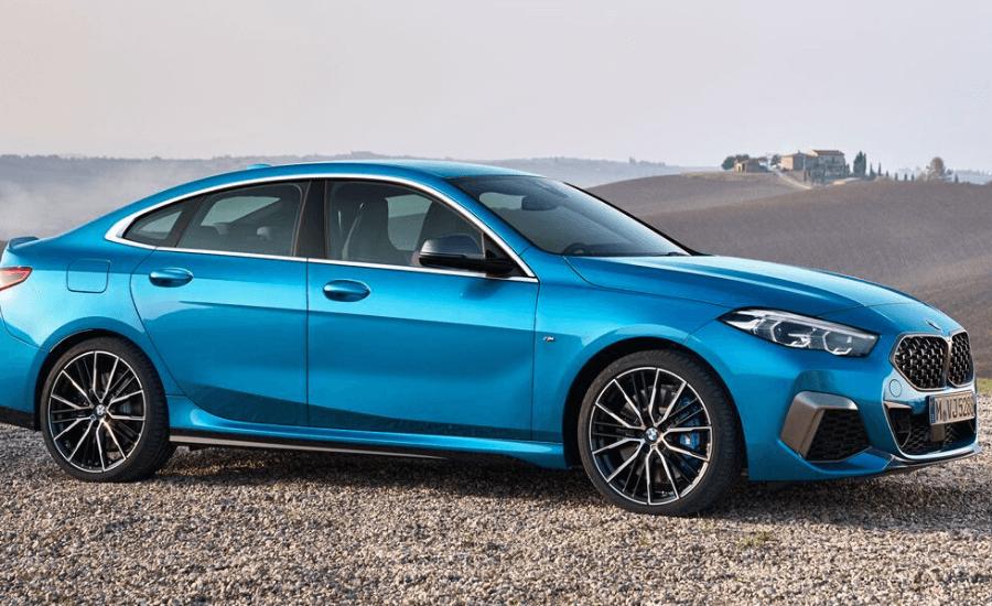 BMW 2 Series Gran Coupe by Opsule blog