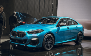 First ever BMW 2 Series Gran Coupe is Here